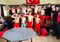 Voetbalbond onderzoekt militaire groet van Turkse voetballertjes uit Beringen