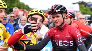 Chris Froome maakt eind oktober rentree in Japan na zware val in Dauphiné