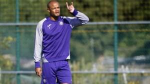 """Anderlecht komt er vanaf met maximumboete én stevige berisping voor dubbele rol Vincent Kompany: """"Onvoldoende respect voor de regels"""""""