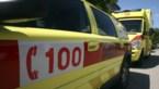 Twee gewonden op kruispunt Moelingen na ongeval