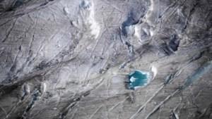 Zwitserse gletsjers op vijf jaar tijd met tien procent gekrompen