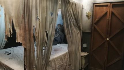 Te koop: spookhuis van Bobbejaanland
