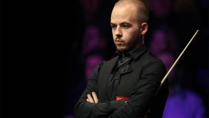 Luca Brecel meteen uitgeschakeld in English Open Snooker