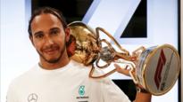 Lewis Hamilton zaait paniek op Instagram: