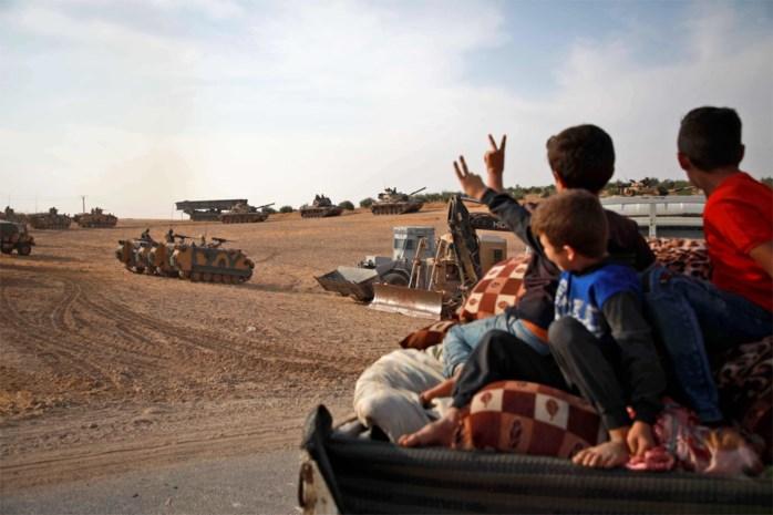 """Koerden sloten """"pijnlijk compromis"""" met Damascus"""