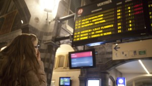 "NMBS kampt met informaticaprobleem: ""Treinverkeer is verstoord"""