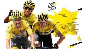 """Dit is het rittenschema van de Tour de France 2020: """"Geen Tour voor rouleurs, maar voor klimmers"""", aldus Tourbaas Christian Prudhomme"""