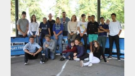 14 Street Heroes  voor Panna kampioenschap