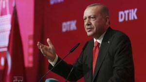 """Erdogan verdedigt Turkse aanval in opiniestuk in Amerikaanse krant: """"Onze limiet is bereikt"""""""