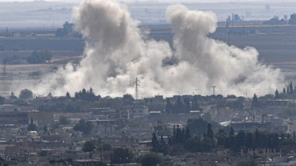 Twee journalisten gedood tijdens Turks offensief in Syrië