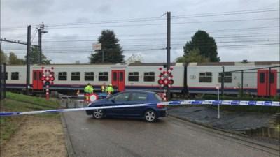 Treinverkeer staat stil na aanrijding tussen Bilzen en Beverst