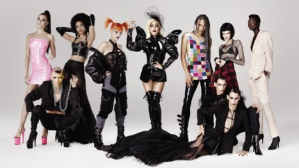 RiRi's lippen & Gaga's ogen: sterren lanceren steeds vaker eigen make-up