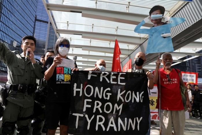 Volk van Hongkong genomineerd voor Nobelprijs voor de Vrede van 2020