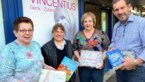 Clavis schenkt 4.600 boeken aan kansarme kinderen