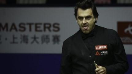 """Ronnie O'Sullivan ontsnapt opnieuw op English Open en enerveert snookerbaas: """"Ik wil er ook nog wat plezier aan hebben"""""""