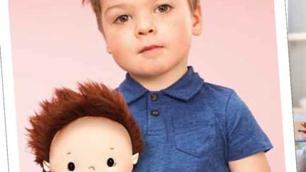 Jongens met poppen, meisjes met racebaan: genderhype breekt door in Sinterklaasboekjes