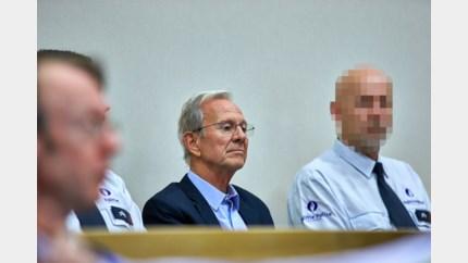 Midden in assisenproces: moordopa Lei Beaumont verhangt zich in zijn cel