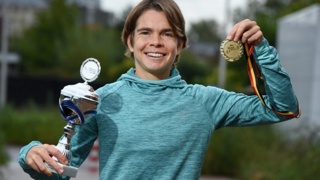 Van Proeyen wint BK marathon