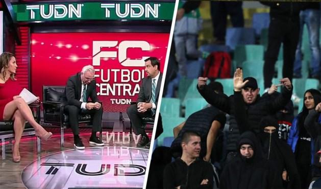 Voetballegende Hristo Stoichkov barst in tranen uit tijdens televisiedebat over racisme van Bulgaarse supporters