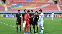 """FIFA-voorzitter """"teleurgesteld"""" door lege tribunes tijdens historisch duel tussen Noord- en Zuid-Korea"""