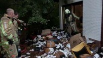 Verdachte brand in leegstaand kabinet van orthodontist