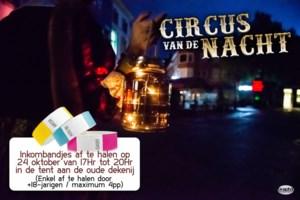 Meer dan 60 Breese figuranten maken zich op voor Halloweenspektakel 'Circus van de nacht'