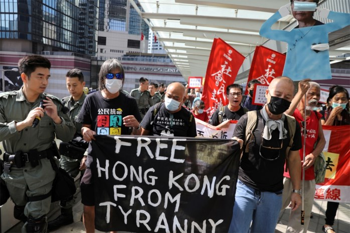 China niet te spreken over Amerikaans wetsvoorstel rond Hongkong