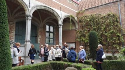 Markant Houthalen naar Mechelen voor nationale cultuurdag