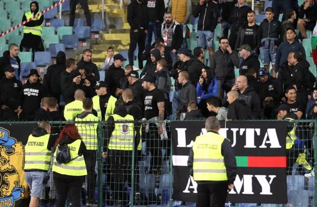 Bulgaarse fan riskeert vijf jaar cel na racistische incidenten tegen Engeland