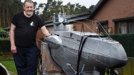 Assenaar bouwt voor Koen De Bouw duikboot, destroyer en wat halve boten