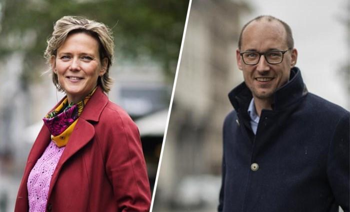 En nu is de strijd écht geopend: twee kandidaten om Wouter Beke op te volgen