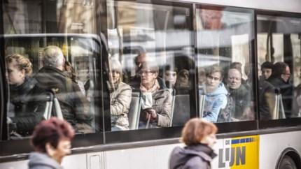 De Lijn denkt na over duurder ticket tijdens spits