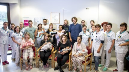 ZOL verwelkomt 19 baby's in 24 uur tijd