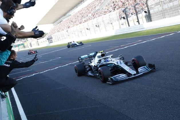 """""""Echte zwart-wit geblokte vlag moet in de F1 terugkeren"""""""