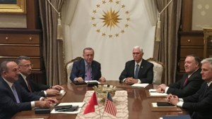 VS en Turkije bereiken akkoord over tijdelijk staakt-het-vuren in Syrië
