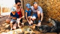 """Loes uit Lommel: """"Onze kinderen spreken Zuid-Afrikaans en Zoeloe"""""""