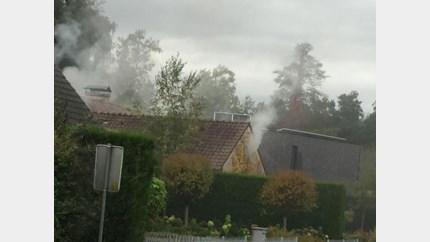 Verdachte van brandstichting in huis van ex aangehouden