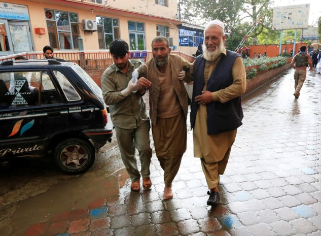 Al zeker 62 doden na aanslag in Afghaanse moskee