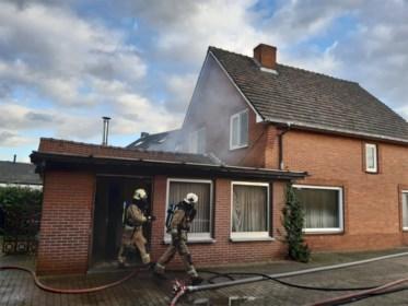 Zware keukenbrand op avond van begroeting overleden bewoner