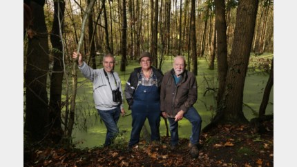 Vallei van de Itterbeek heeft er 25 hectare natuurgebied bij