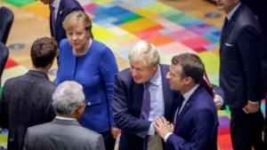 Macron, Merkel en Johnson gaan praten met Erdogan