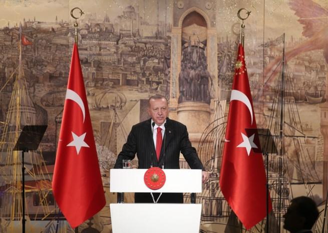 Erdogan dreigt offensief te hervatten als akkoord niet gerespecteerd wordt