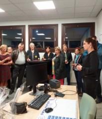 Nieuwe lokalen bibliotheek geopend