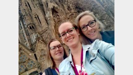 """Hasseltse Marianne zit uur vast in Sagrada Familia: """"Voor de veiligheid"""""""