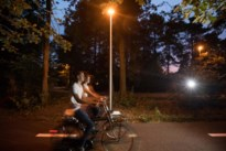 Verlichting langs fietssnelweg dimt 's nachts voor vleermuizen