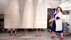 'De dokter Bea show' gaat voor het eerst helemaal bloot