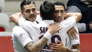 Ook zonder Neymar geen probleem voor PSG