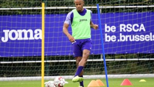 Vincent Kompany nog niet fit voor eerste match van Frank Vercauteren met Anderlecht, Samir Nasri weken out