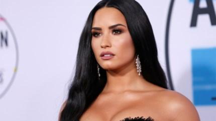 Opnieuw naaktfoto's van zangeres/actrice Demi Lovato gelekt
