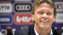 """Frank Vercauteren is klaar voor zijn eerste match bij Anderlecht: """"Ik zag geen twijfelende ploeg"""""""